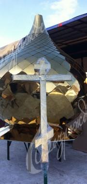 Накупольные кресты