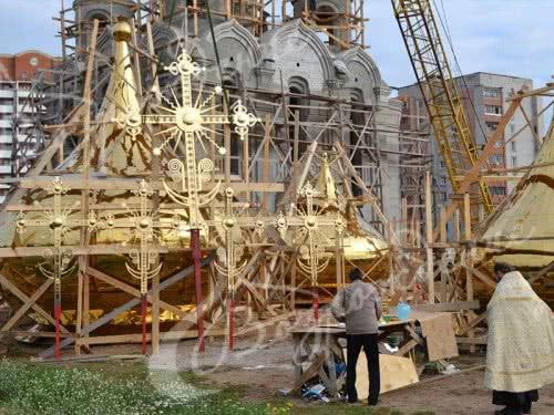 Важность фундамента храма, его типы и составляющие.