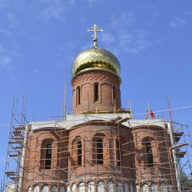 Строительство храма — свойства основных строительных материалов.