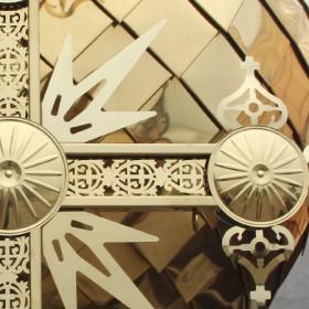 Особенности конструкций накупольных крестов.