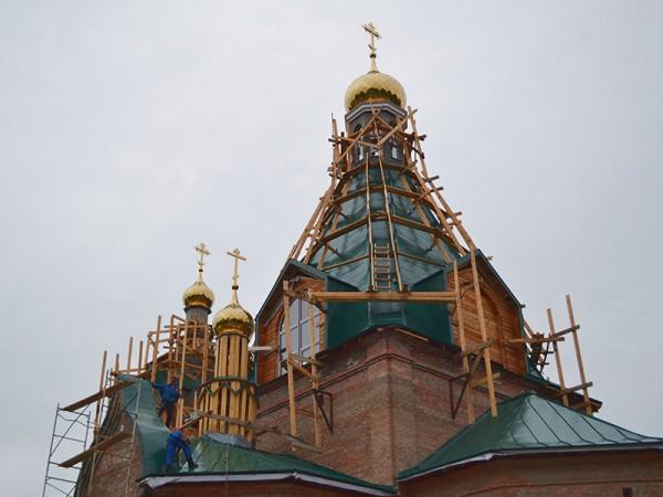 Строительство храма:необходимость больших вложений или же поиск альтернатив?