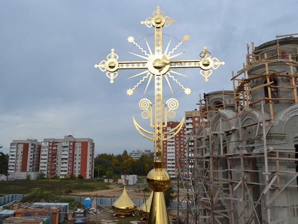 Храмовое строительство как самостоятельное направление.