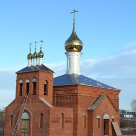 Как подобрать материал для строительства храма?