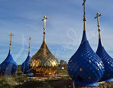 Изготовление куполов в Москве