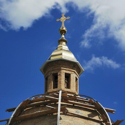 Возрождение Спасского храма в селе Ивашево Ивановской области